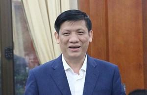 Ông Nguyễn Thanh Long về Bộ Y tế làm Thứ trưởng