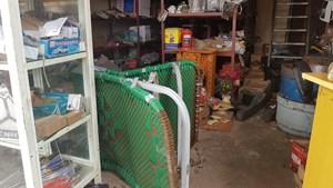 Nhà thuê bị hở điện ngày mưa, cả gia đình nguy kịch