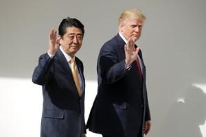 Nhà Trắng xác nhận thời điểm tổ chức gặp thượng đỉnh Mỹ-Nhật