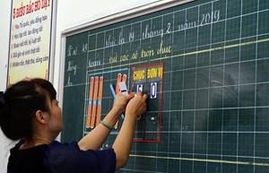 Nâng chuẩn trình độ: Địa phương chủ động điều tiết giáo viên tham gia