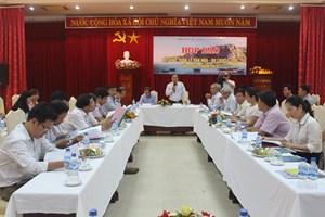 Nhiều hoạt động lý thú tại Tuần lễ Văn hóa - Du lịch Lý Sơn