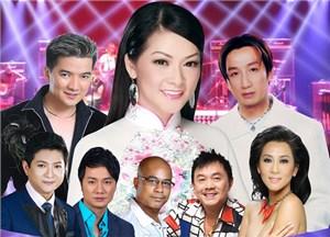 Như Quỳnh lần đầu tiên làm liveshow tại Việt Nam