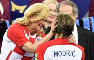 Những khoảnh khắc mang tính biểu tượng của World Cup 2018