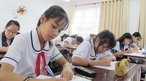 Ninh Thuận: Hướng dẫn bổ sung tuyển sinh vào lớp 6