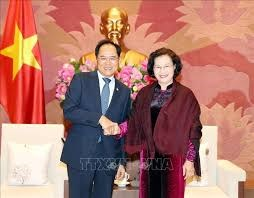 Tạo xung lực mới trong hợp tác giữa Việt Nam - Hàn Quốc