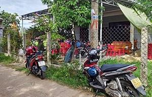 Quảng Nam: Nổ lớn trong vườn nhà dân, một người tử vong