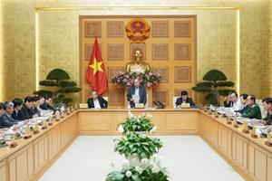 Thủ tướng: Chủ động, quyết liệt ngăn chặn hiệu quả dịch Covid-19