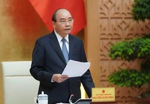 Thủ tướng: Việt Nam chưa từng chùn bước trước khó khăn