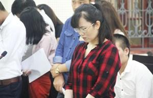 Nữ nhân viên ngân hàng bị tuyên án tù chung thân