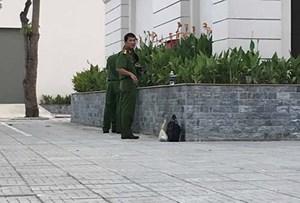 Nữ sinh Đại học Vinh rơi từ tầng 4 ký túc xá