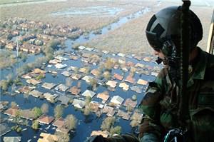 Nước Mỹ và những trận bão