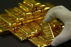 Giá vàng vẫn giữ đà tăng