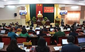 Kon Tum: Kỳ họp thứ 9 Hội đồng nhân dân tỉnh