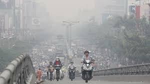 Ô nhiễm không khí đã ở mức báo động