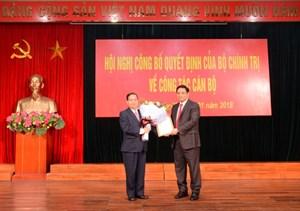 Ông Điểu K'Ré được bổ nhiệm giữ chức Phó Trưởng Ban Thường trực Ban Dân vận Trung ương