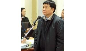 Ông Đinh La Thăng đối mặt với án tù 15 năm