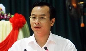 Ông Nguyễn Xuân Anh thôi giữ chức Ủy viên Trung ương Đảng