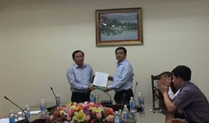Ông Phạm Văn Thiện được bổ nhiệm Chánh Văn phòng TƯ Hội Nông dân Việt Nam