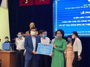TP HCM: Kêu gọi nhân dân đoàn kết, quyết liệt phòng chống dịch Covid-19