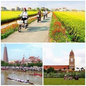 Nam Định và Đồng Nai hoàn thành nhiệm vụ xây dựng nông thôn mới