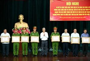 TP Hồ Chí Minh: Gần 75 % sự cố cháy nổ được xử lý kịp thời