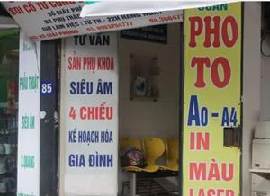 Kiểm tra phòng khám phá thai 28 tuần cho sản phụ tại Hà Nội