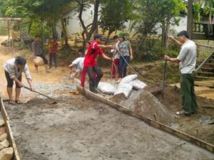 Phấn đấu XD nông thôn mới tại 27 xã biên giới tỉnh Nghệ An