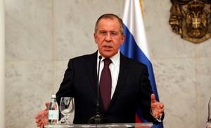 Phản đối quyết định trục xuất các nhà ngoại giao Nga
