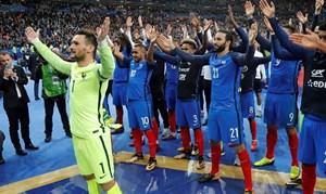 Pháp giành vé dự World Cup sau trận thắng Belarus