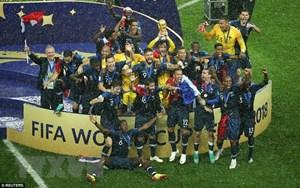 Pháp là đội mạnh nhất World Cup trong vòng 20 năm trở lại đây