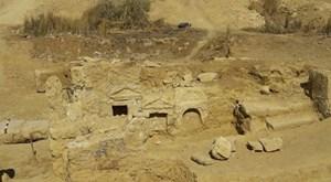 Phát hiện di tích đền cổ kiến trúc Hy Lạp-La Mã tại Ai Cập