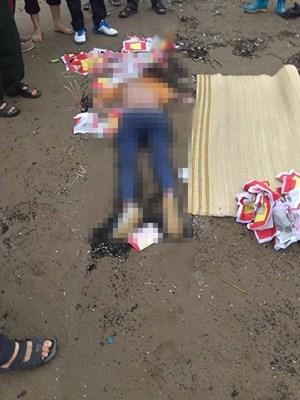 Phát hiện thi thể cô gái mất tích trên đường từ Nam Định về Thanh Hóa