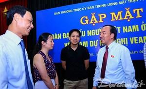 Phát huy kinh nghiệm, trí tuệ của người Việt Nam ở nước ngoài