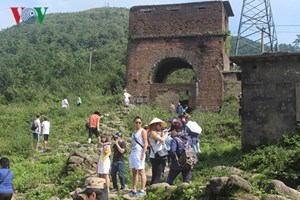 Phát lộ nhiều nền móng di tích Hải Vân Quan