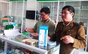 Quảng Nam: Xử phạt 3 hàng thuốc 'không niêm yết giá khẩu trang'