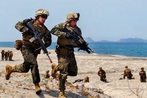 Philippines, Mỹ bắt đầu tập trận Balikatan 2018