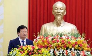 Phó Thủ tướng Trịnh Đình Dũng: Chủ động rà soát từng sản phẩm để bảo đảm tăng trưởng