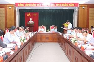 Phó Thủ tướng: Tuyên Quang muốn phát triển bền vững phải gắn với bảo vệ hệ sinh thái