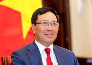 Khẳng định vị thế, vai trò và trách nhiệm của Việt Nam
