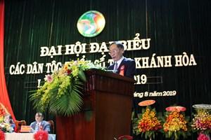 Khánh Hòa: Các Dân tộc thiểu số luôn đoàn kết, phát huy nội lực để phát triển