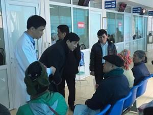Phối hợp với Công an bảo đảm an ninh tại bệnh viện