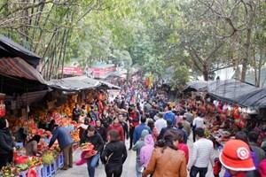 Hà Nội tăng cường phòng, chống bệnh do nCoV trong hoạt động lễ hội