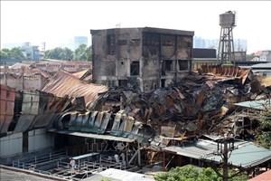 Khẩn trương tẩy độc môi trường, di dời nhà máy Rạng Đông