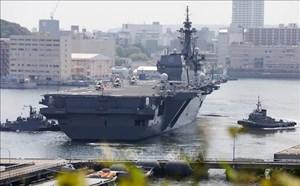 Mỹ, Ấn Độ và Nhật Bản tập trận