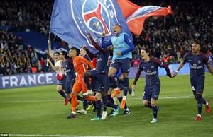 PSG lên ngôi Ligue 1 sau màn 'hủy diệt không tưởng' trước Monaco