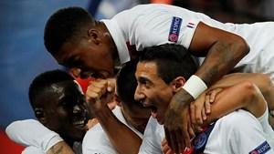 Champions League: PSG vùi dập Real, Bayern thắng tưng bừng