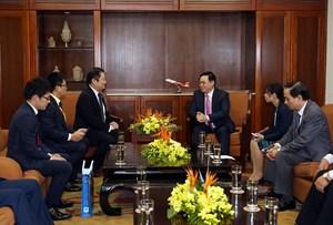 Nhật Bản muốn đón nhiều lao động Việt Nam