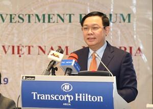 Thúc đẩy quan hệ kinh tế với đối tác lớn nhất của Việt Nam tại châu Phi