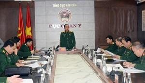 Toàn quân quyết liệt 'chống dịch như chống giặc'