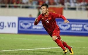 Quang Hải lập siêu phẩm, giúp Việt Nam dành chiến thắng 1 – 0 trước Malaysia